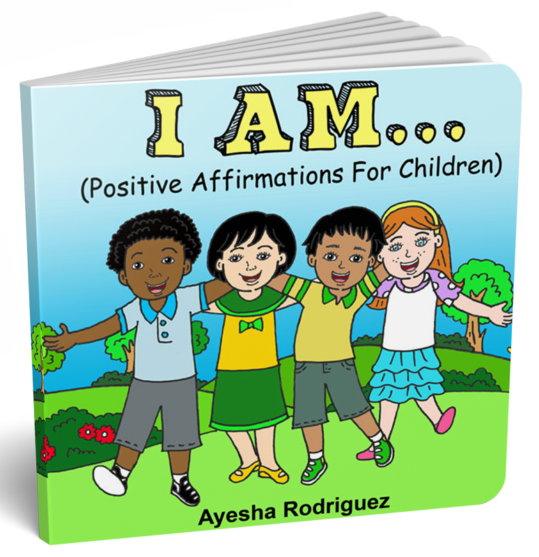 Buy I am Positive Affirmations for Children